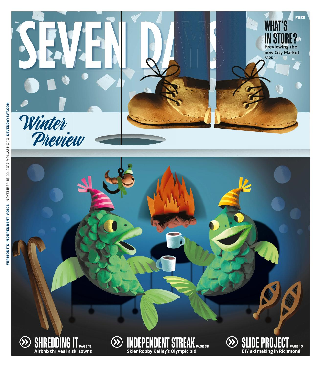 Seven Days November 15 2017 By Seven Days Issuu