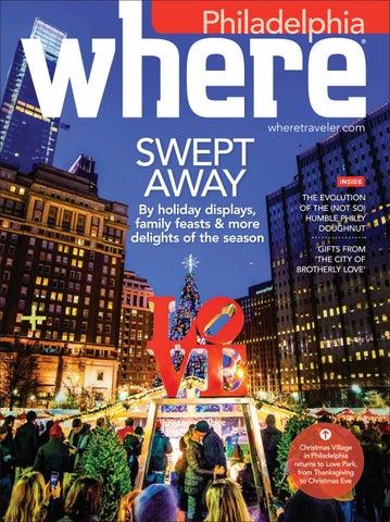 2794fa3029f Where Magazine Philadelphia Dec 2017 by Morris Media Network - issuu