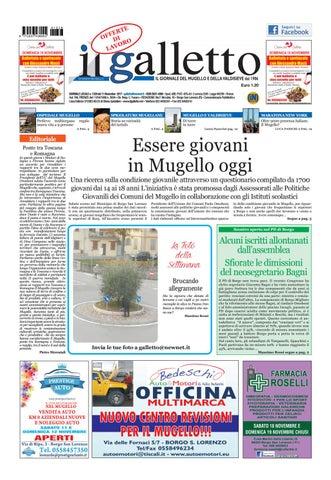 29c42ab236d4 Galletto 1328 del 11 novembre by Il Galletto Giornale - issuu