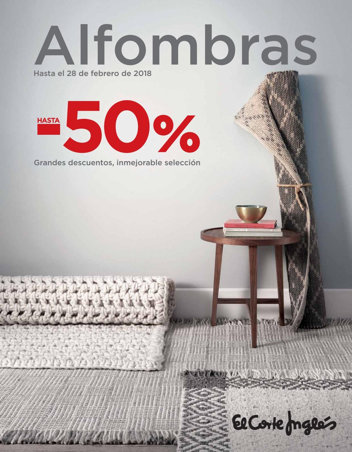 El corte ingles alfombras by Ofertas Supermercados - Issuu