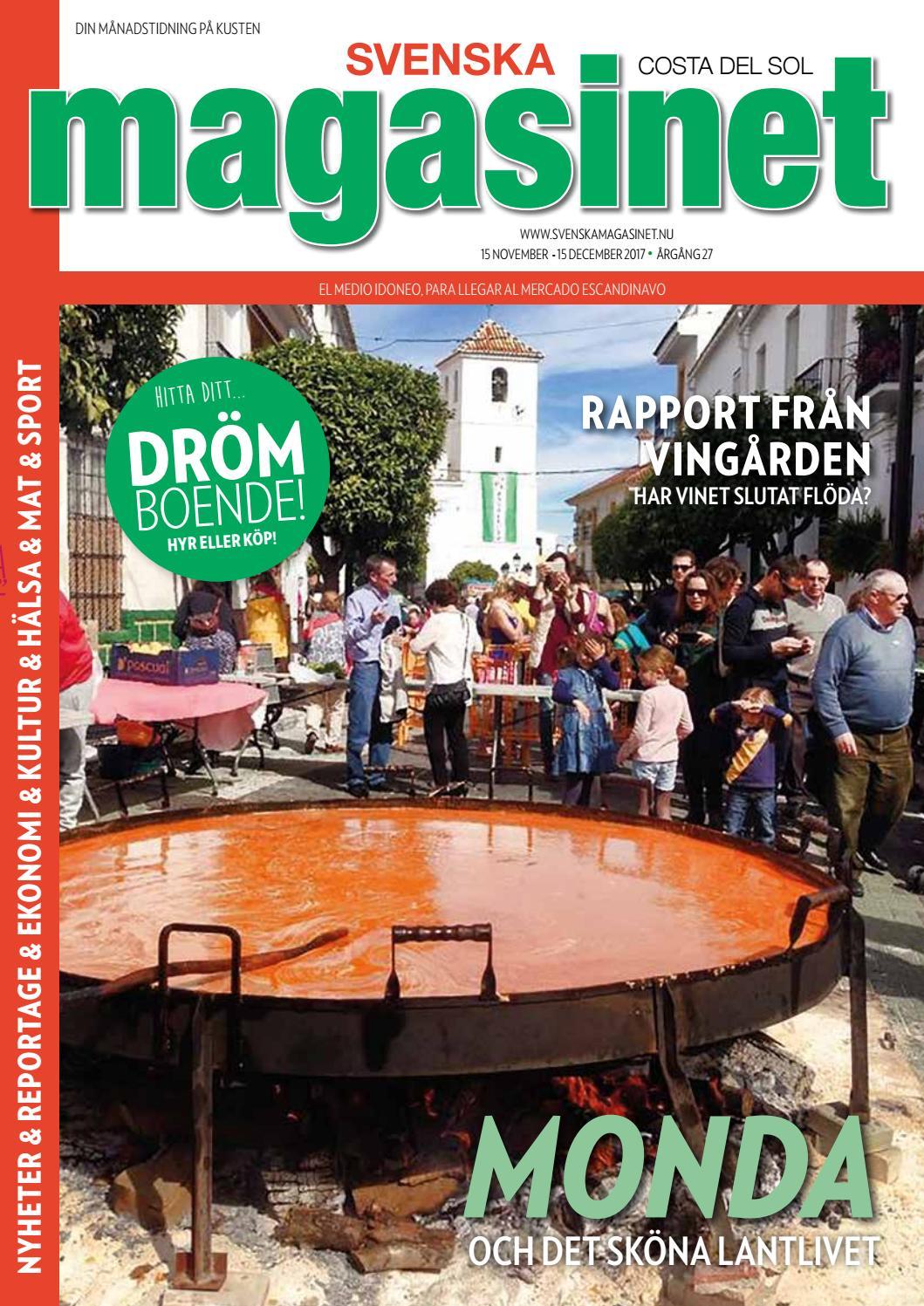 Bancone Bar Per Casa nov 2017 by svenska magasinet, spanien - issuu