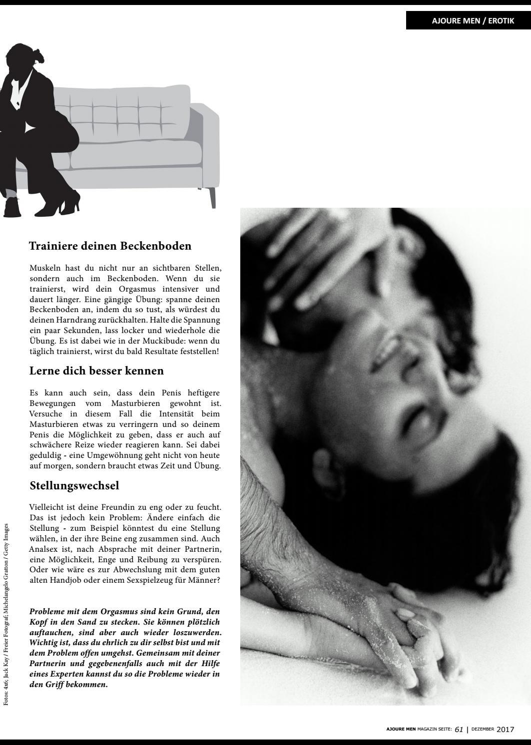 Ajoure Men Magazin Dezember 2017 By Ajoure Germany Issuu