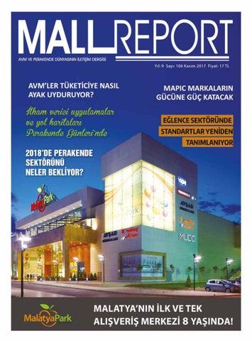 36ee919024aa0 Mall Report Kasım 2017 by Demircan Medya - issuu