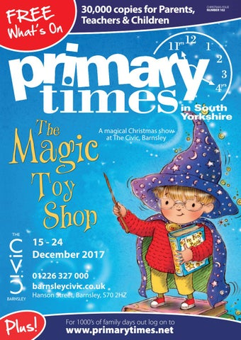 Primary Times South Yorkshire Christmas 2017 By