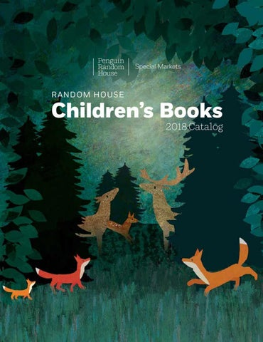 Random House Children's 2018 Catalog by Penguin Random House Special