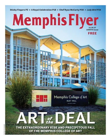 Memphis Flyer 11.16.17 By Contemporary Media   Issuu