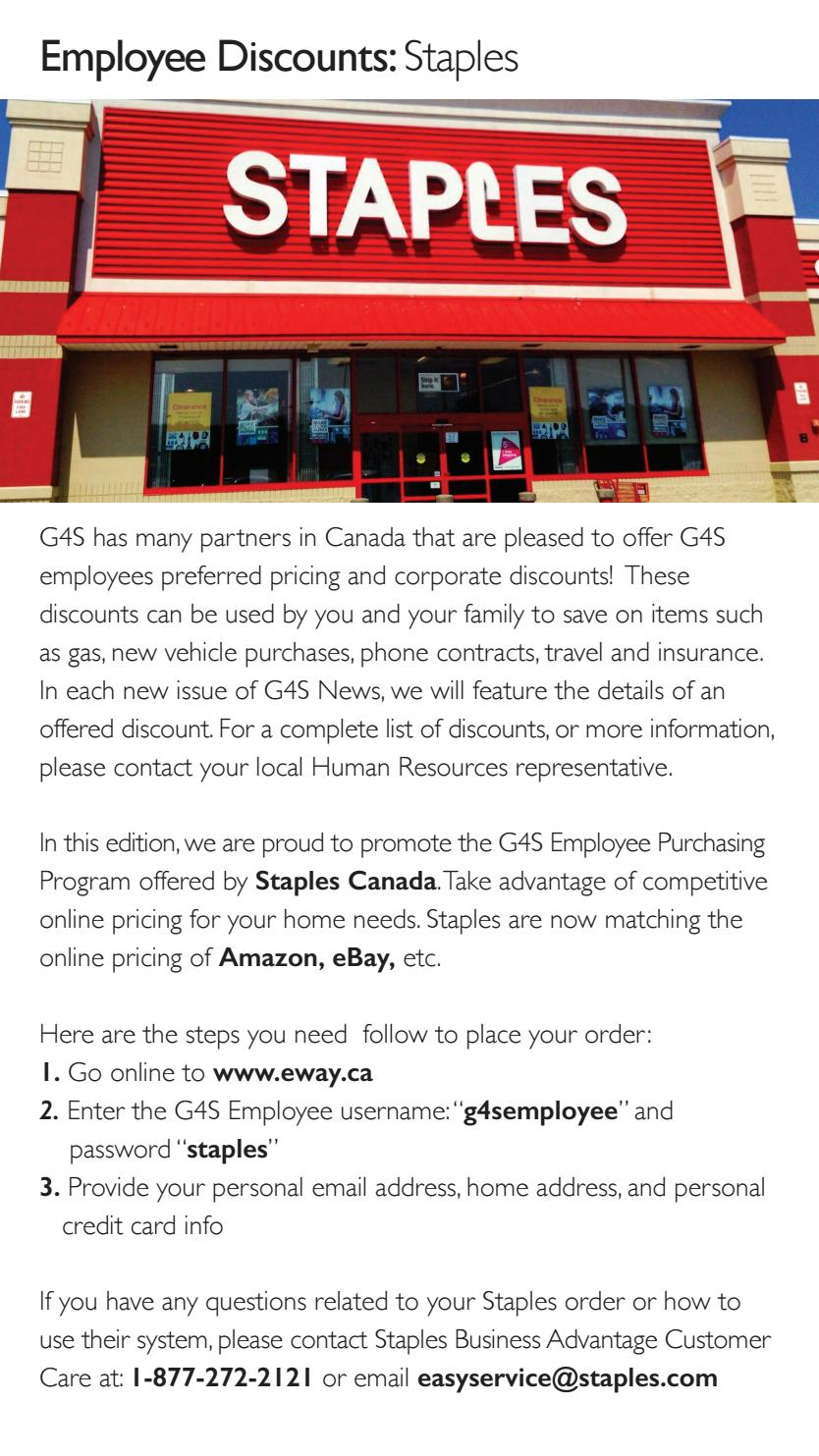 G4S News: Issue 1: Winter 2017 by G4S News - issuu