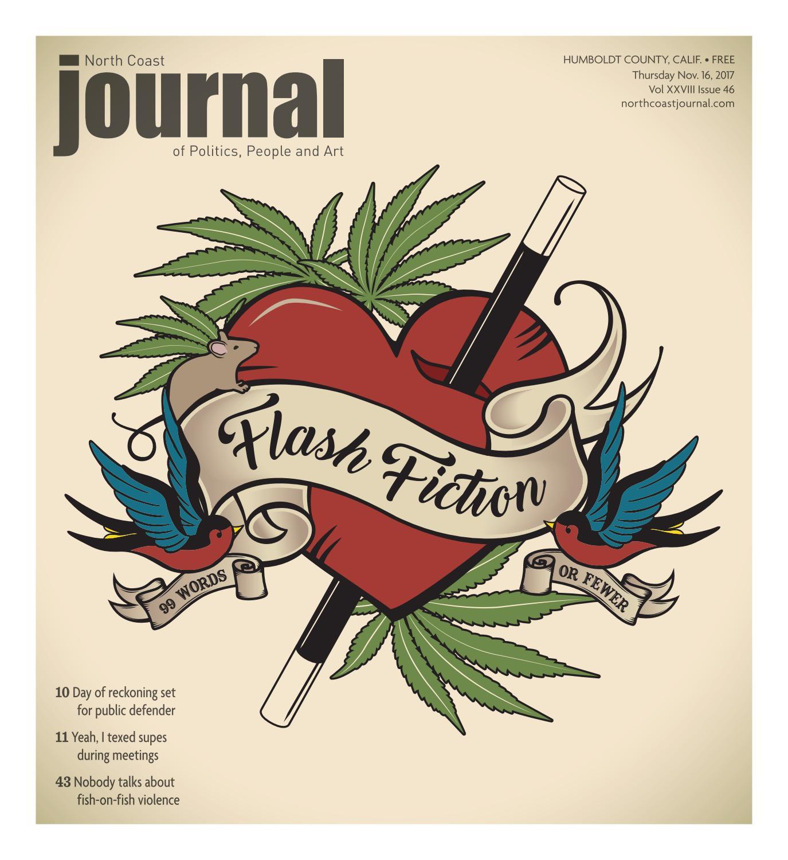 North Coast Journal 11-16-17 Edition by North Coast Journal - issuu