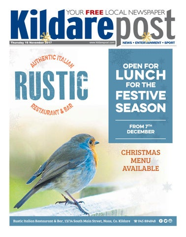 Kildare post 16 11 17 by River Media Newspapers - issuu 8f6d706c7e467