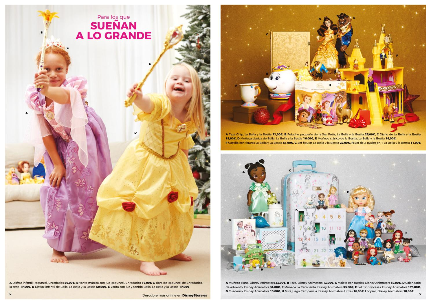 Disney Store Spain Christmas Gift Guide By Misfolletoscom