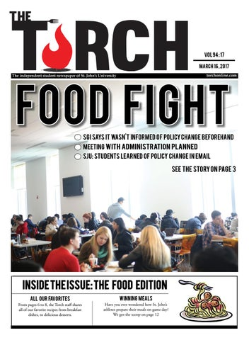 Volume 94 Issue 17 By The Torch Issuu