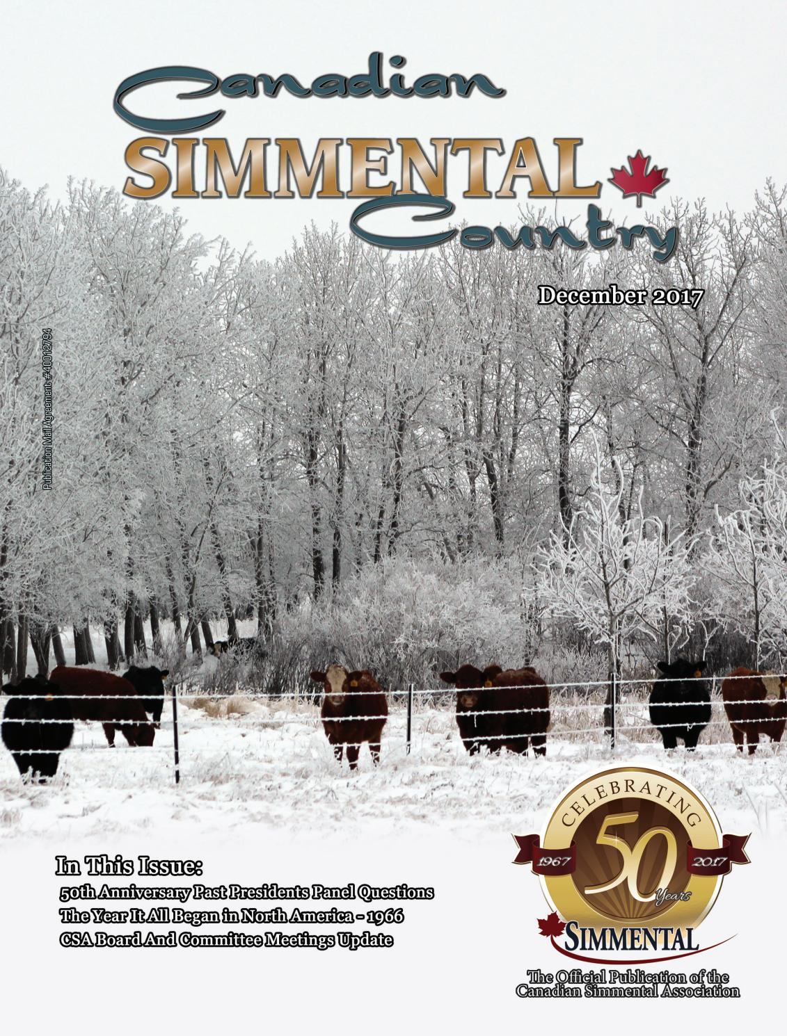 Simmental Country by Today's Publishing Inc  - issuu