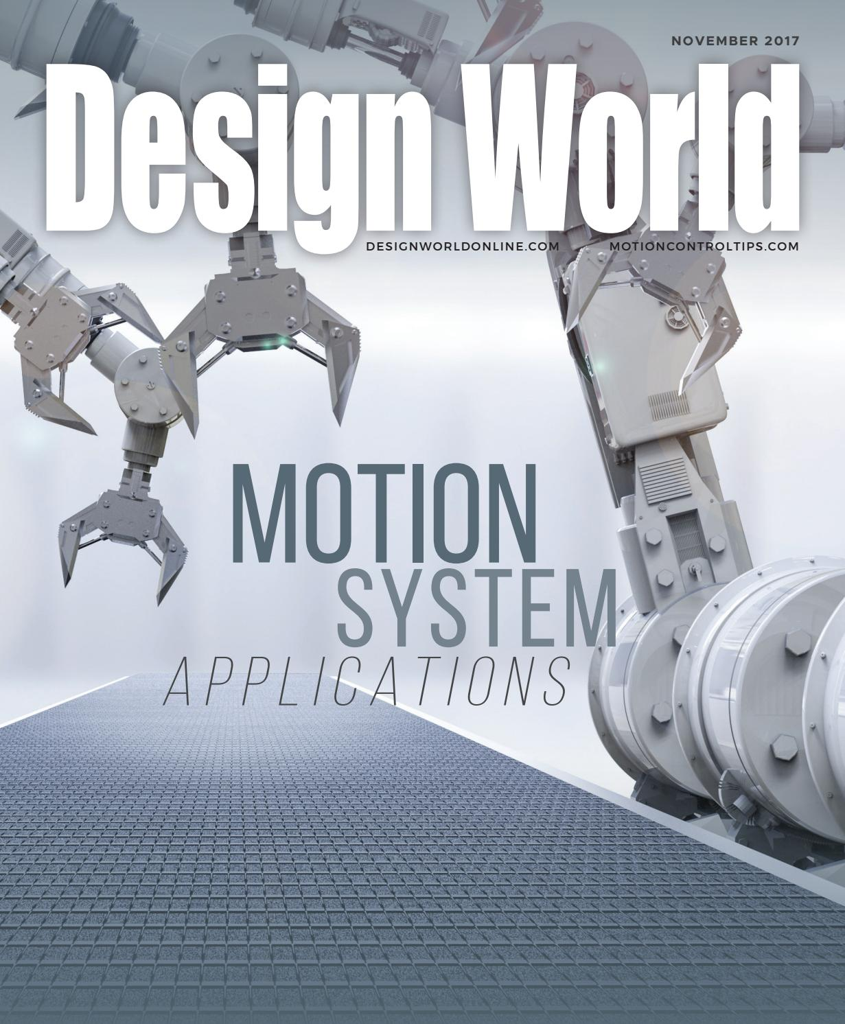 2015 Motion Systems Handbook By Wtwh Media Llc Issuu Mc Supply Co Bodine Electric Kb Electronics Brake Motor Stepper System Applications 2017