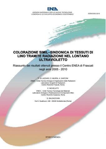 Datazione al radiocarbonio della Sindone di Torino Nature 1989