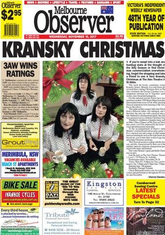 4a86e4171ff3ad Melbourne Observer. November 15