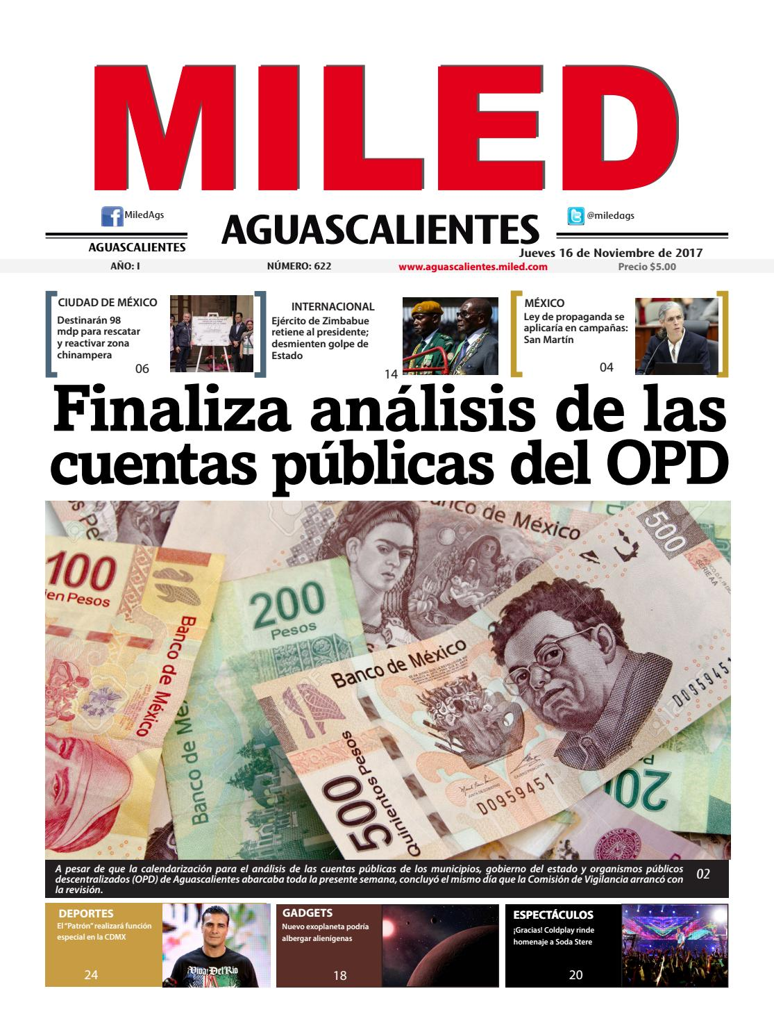 Miled Aguscalientes 16 11 17 by Miled Estados - issuu