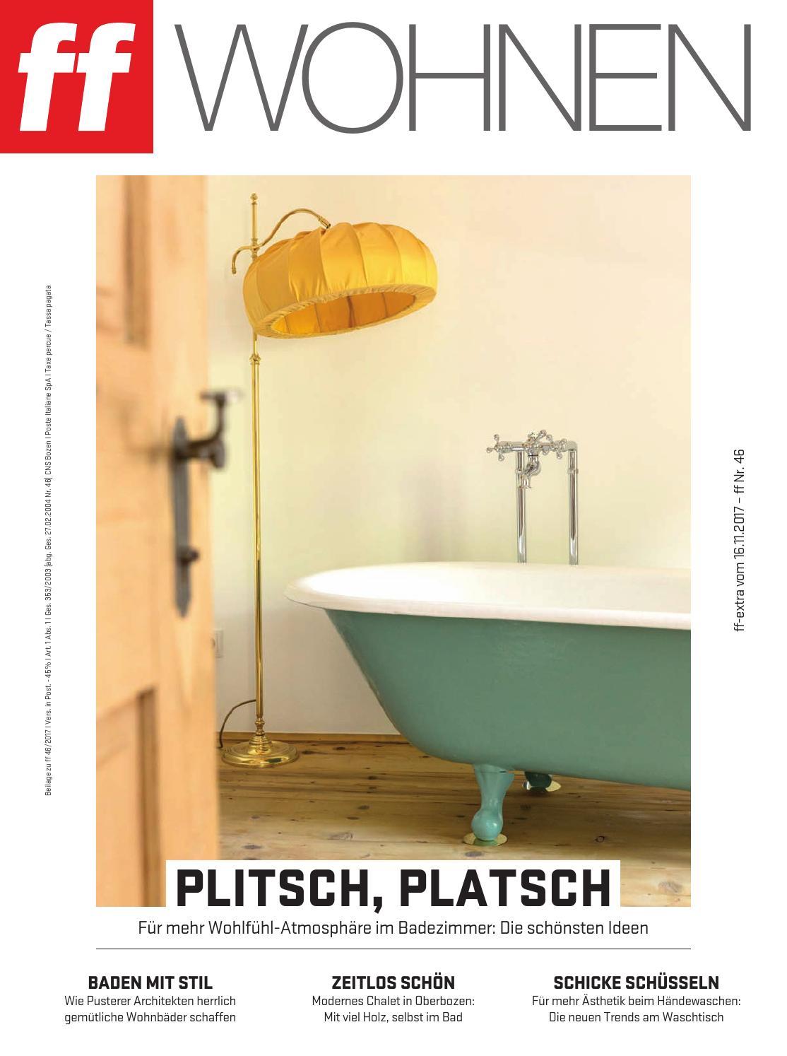 Ff Extra Wohnen 46 2017 By FF Media GmbH   Issuu