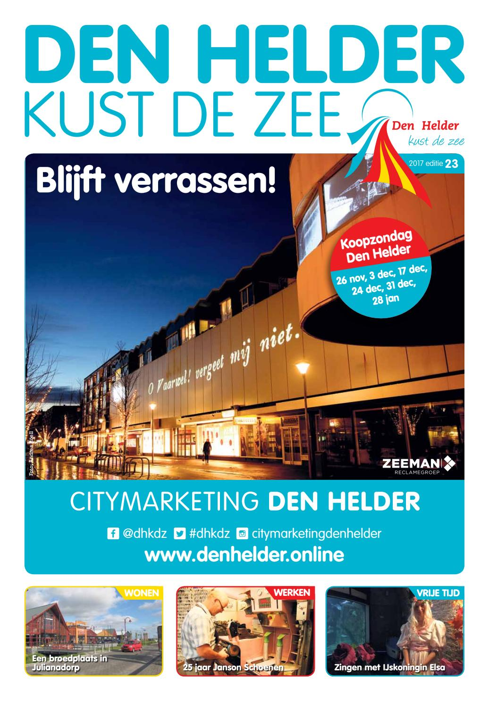 DHKDZ 22 2017 by Zeeman Reclamegroep - issuu