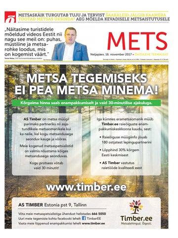 33908bb5c8a Mets november 2017 by SL Õhtuleht AS - issuu
