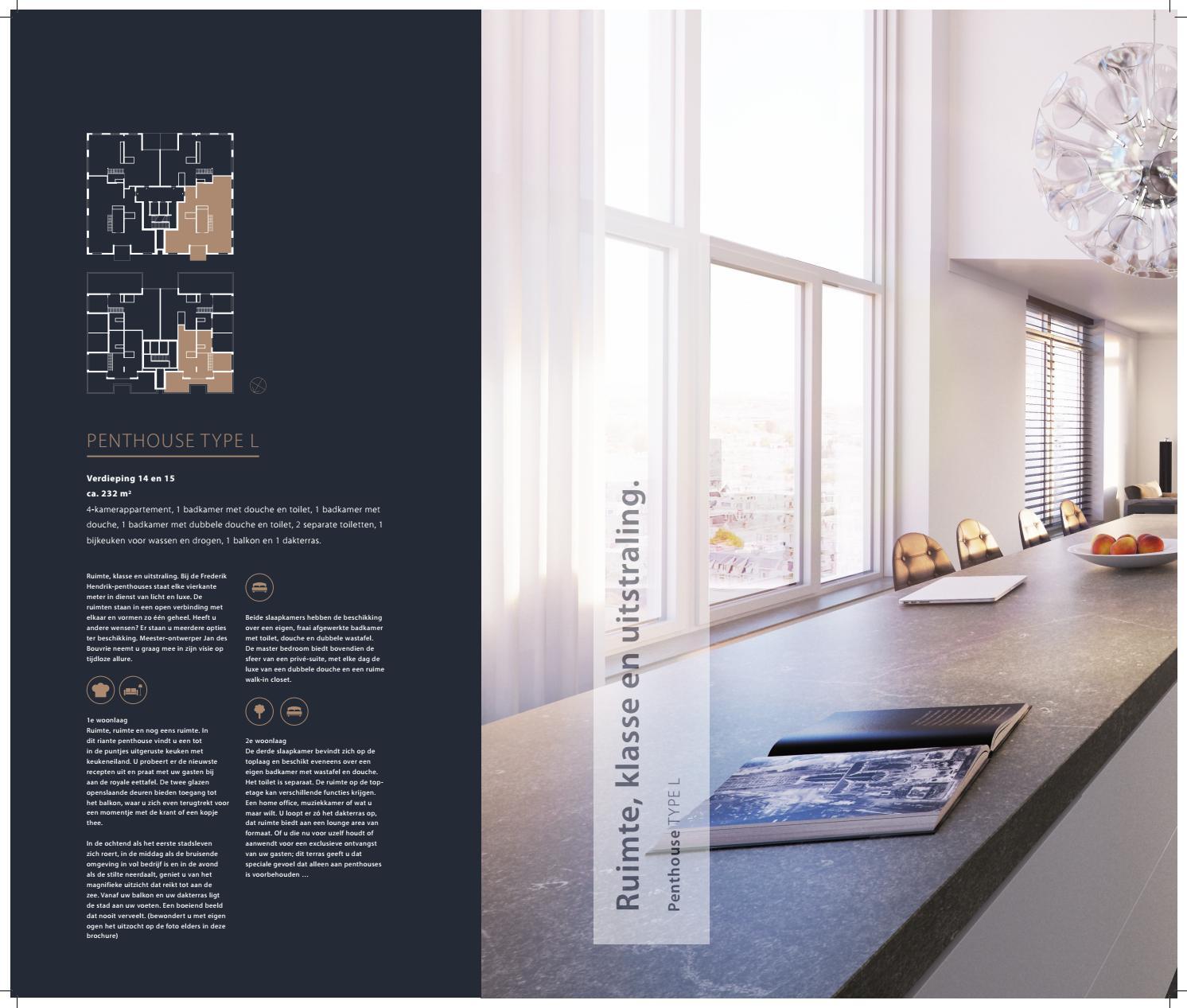 Brochure De Stadhouders by VORM Holding - issuu