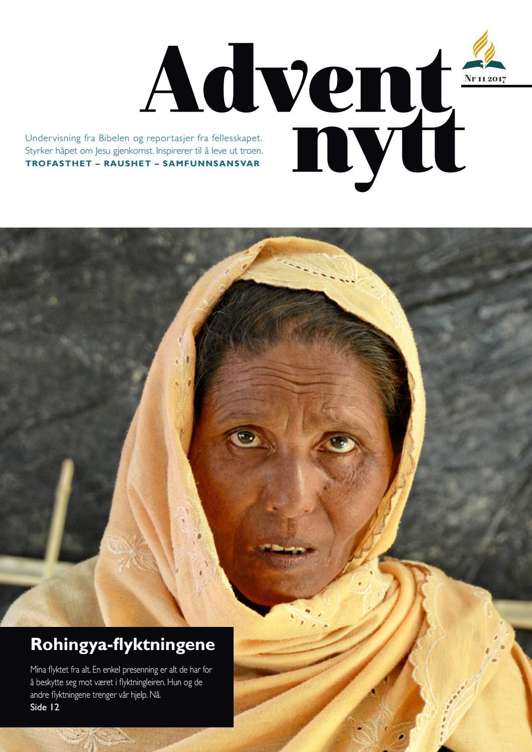 a3ae1424 Adventnytt 11 2017 by Syvendedags Adventistkirken - issuu