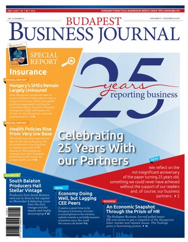 208b8769c7684e Budapest Business Journal 2521 by Business Publishing Services Kft ...