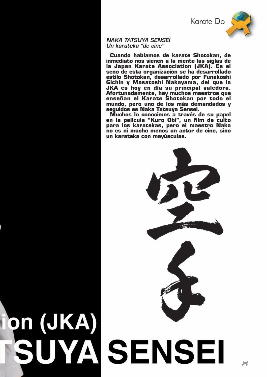 Revista Artes Marciales Cinturon Negro 347 Noviembre 2 By Budo International Martial Arts Magazine Issuu