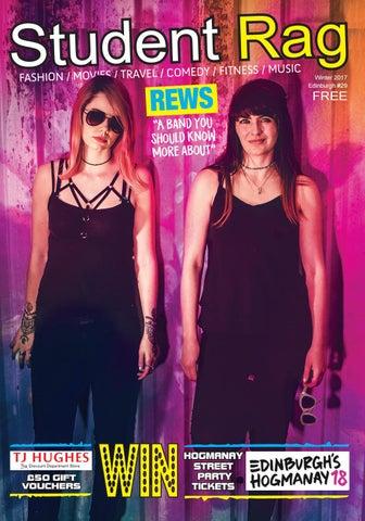 bdc7c2af293 Student Rag Issue 29 Edinburgh Edition by Student Rag Magazine - issuu
