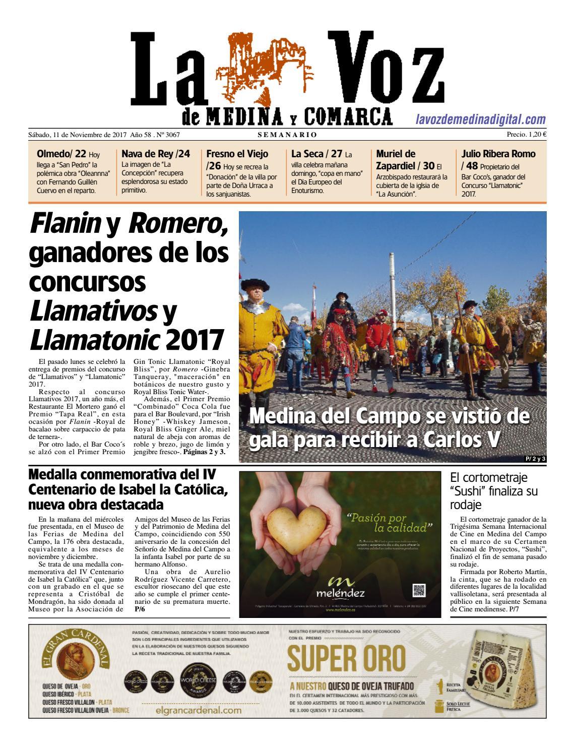 La Voz de Medina171111 by La Voz de Medina - issuu