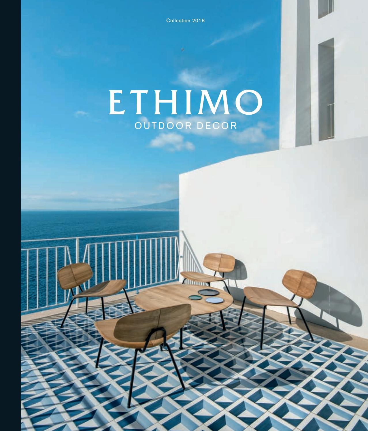 Arredamento Stile Hippie ethimo collection 2018 by ethimo - issuu