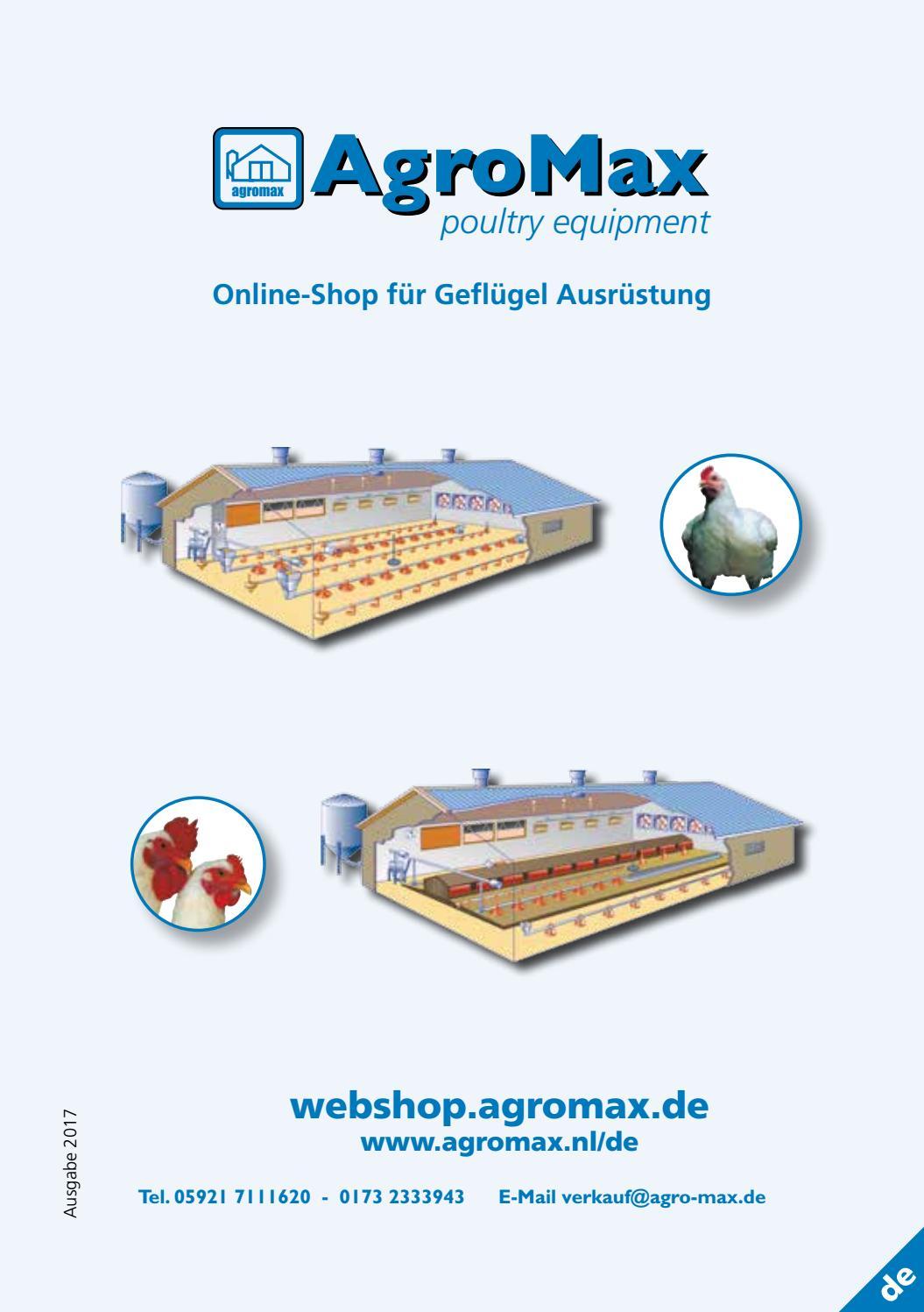 Deutscher katalog by AGROMAX - issuu