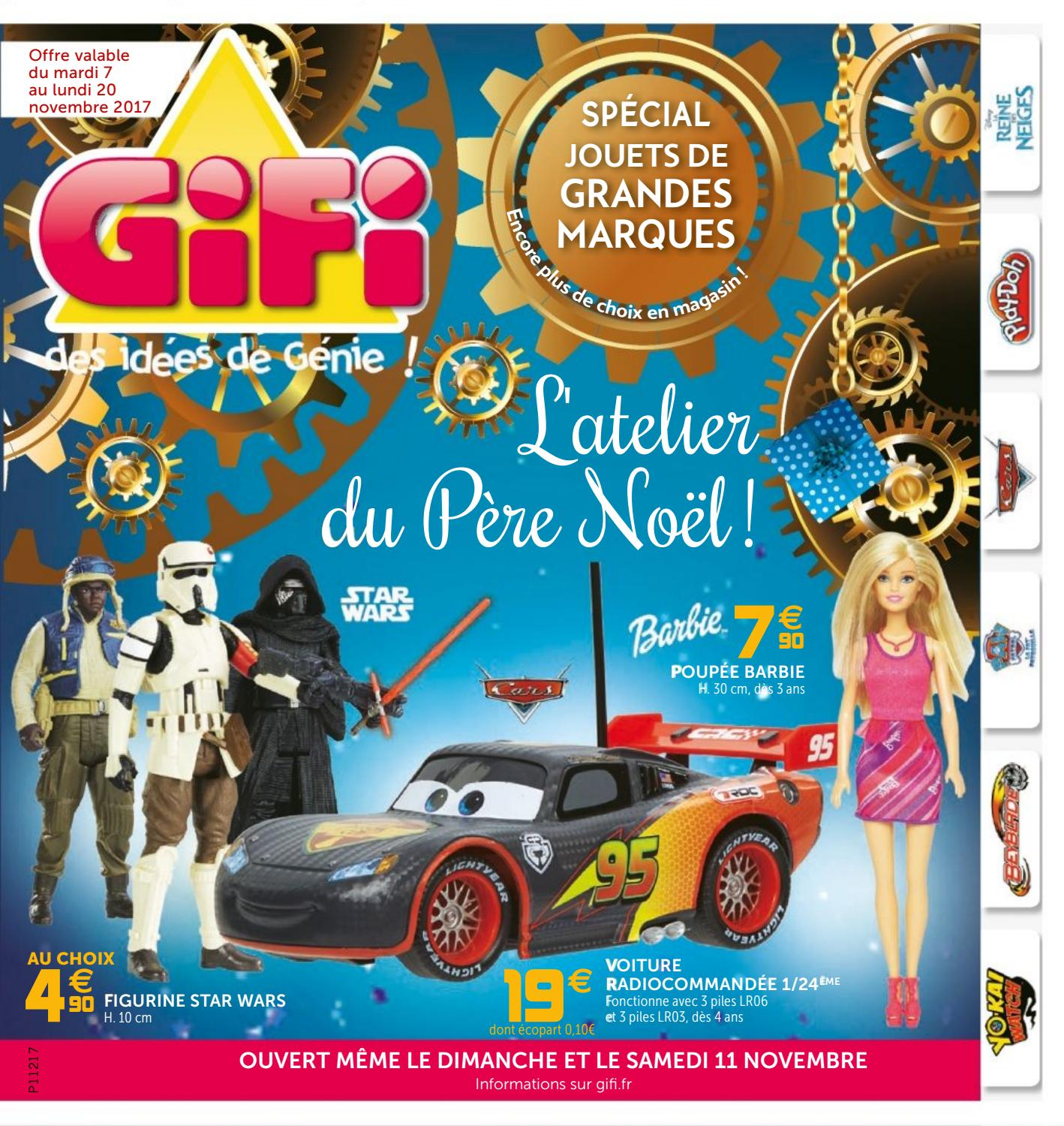 Jouets Noël 2017 Catalogue Yvernault By Issuu Gifi 3FcJK1Tl
