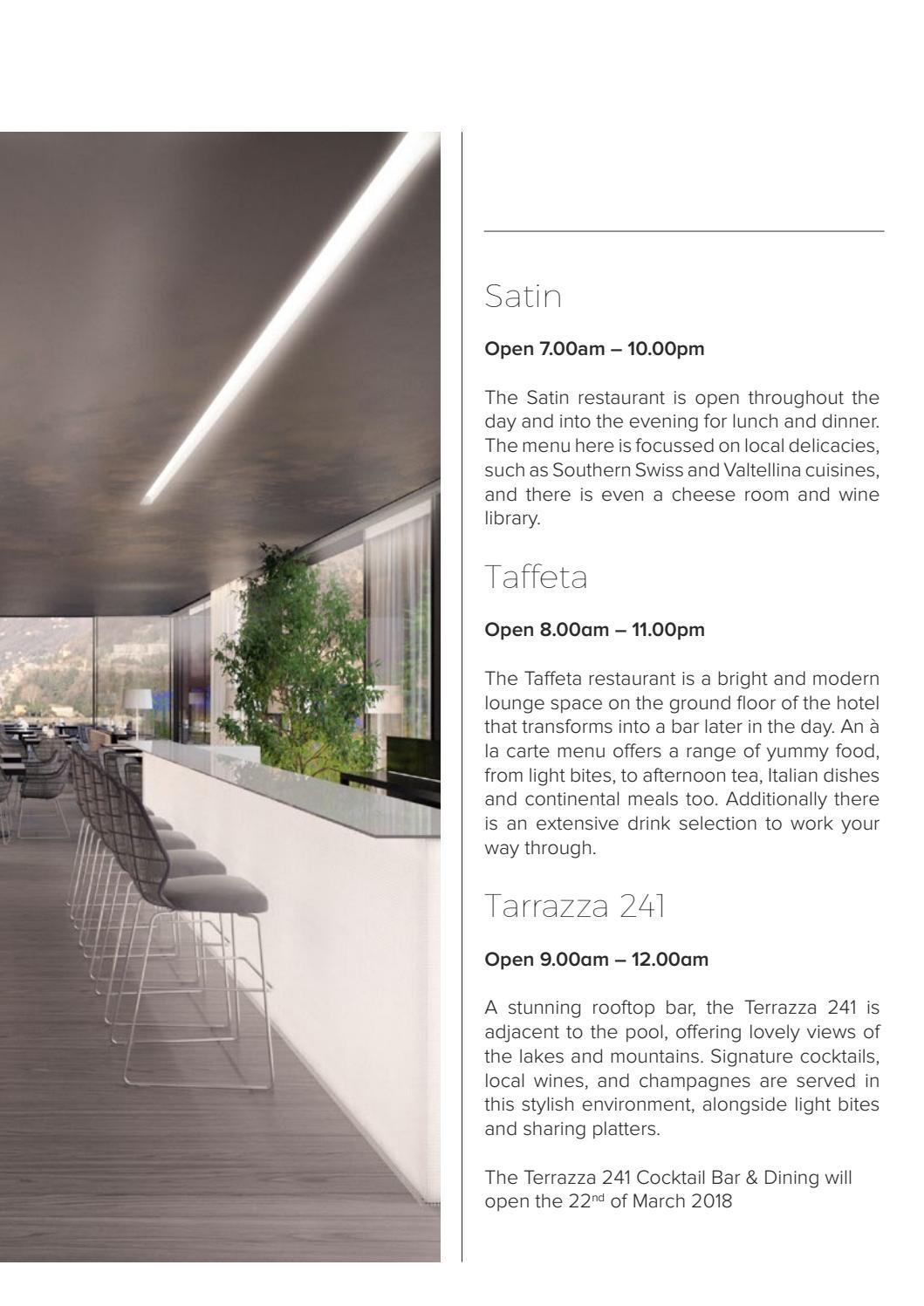 Usa Brand New Spectacular Hilton On Lake Como By Fleetway