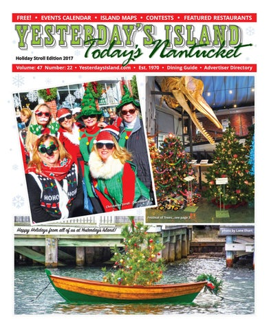 free events calendar island maps contests featured restaurants holiday stroll edition 2017