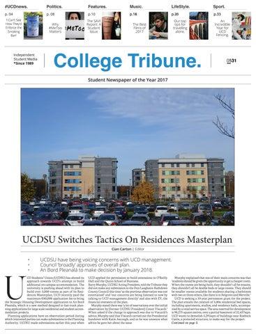 d7b8e975a5f College Tribune 05 31 by The College Tribune - issuu