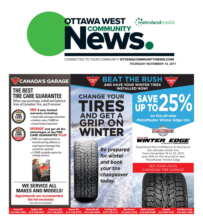 71965545a963 Ottawawest111617 by Metroland East - Ottawa West News - issuu