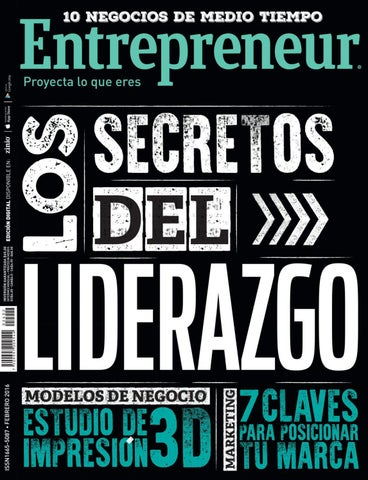 E secretos del liderazgo 2016 by arquileosaurus - issuu f55ea7a7d2d