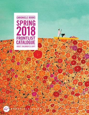 Chronicle Books International Catalogue Spring 2018 By
