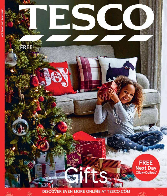 Christmas Gift Guide Catalogue.Tesco Christmas Gift Guide 2017 By Tesco Magazine Issuu