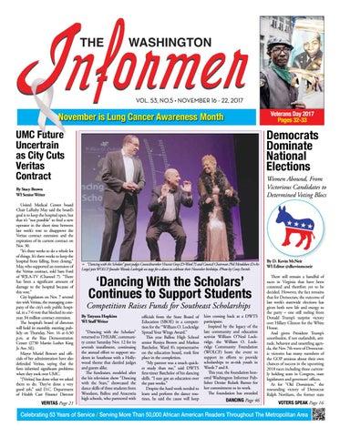 9ceaf7d960a3 The Washington Informer - November 16