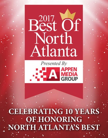 2017 Best Of North Atlanta Winners Guide By Appen Media Group Issuu
