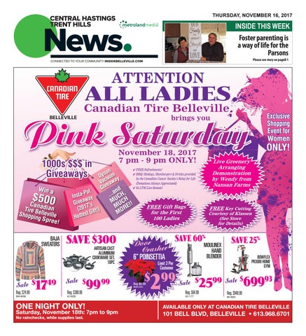 23ab13c89 Chth111617 by Metroland East - Trent Hills Independent - issuu