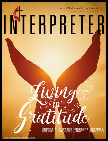 Interpreter | 2017 Nov/Dec by United Methodist