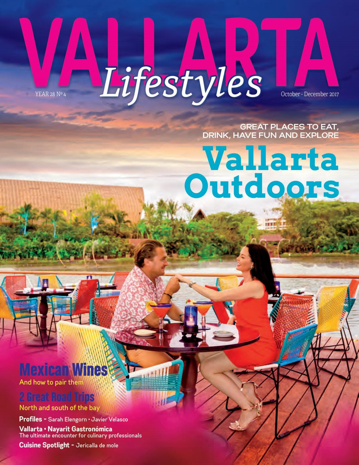 vallarta lifestyles octubre diciembre 2017 by vallarta lifestyles media group issuu. Black Bedroom Furniture Sets. Home Design Ideas