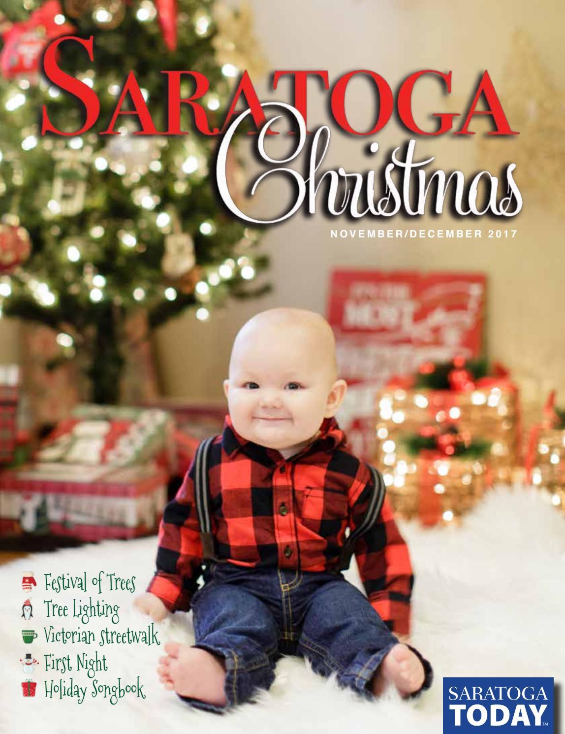 Saratoga Christmas 2017 by Saratoga TODAY - issuu