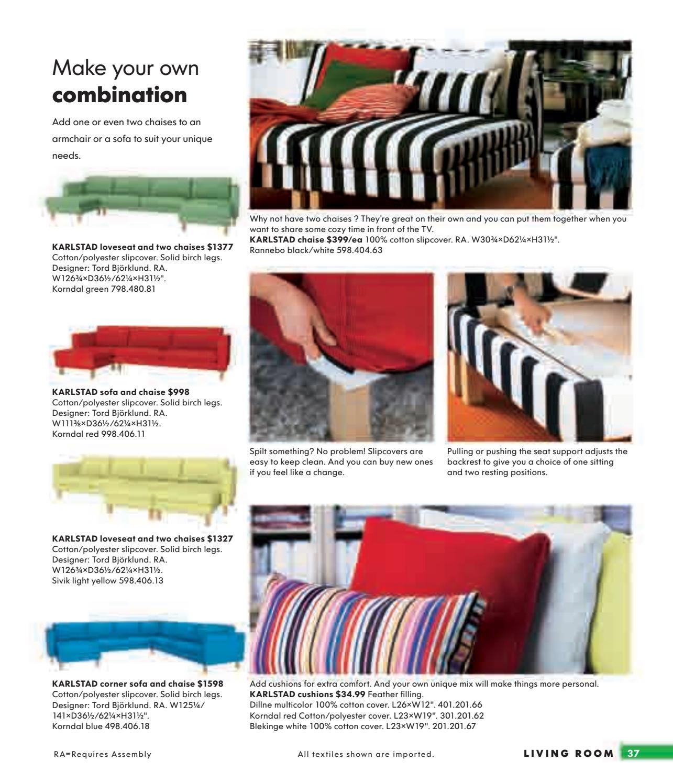 Fabulous Ikea 2008 By Mark Van Dongen Issuu Evergreenethics Interior Chair Design Evergreenethicsorg