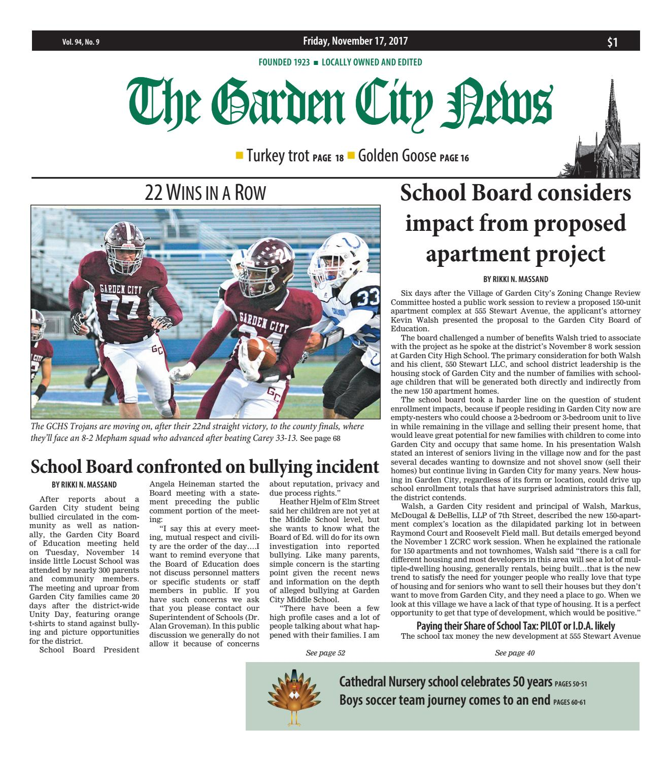 Garden City News 11-17-2017 by Litmor Publishing - issuu 2433a25f1b9