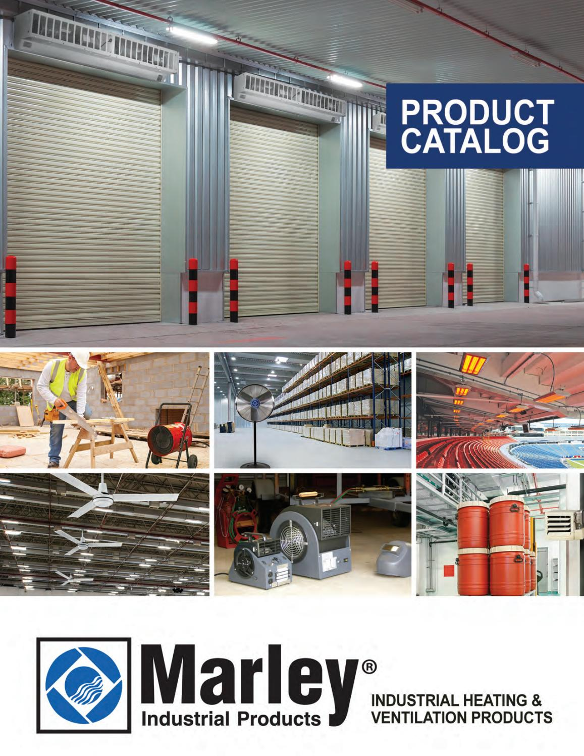 Marley Industrial Products Catalog By Ram Tool Construction Supply Electric Heater Wiring Diagram Co Issuu