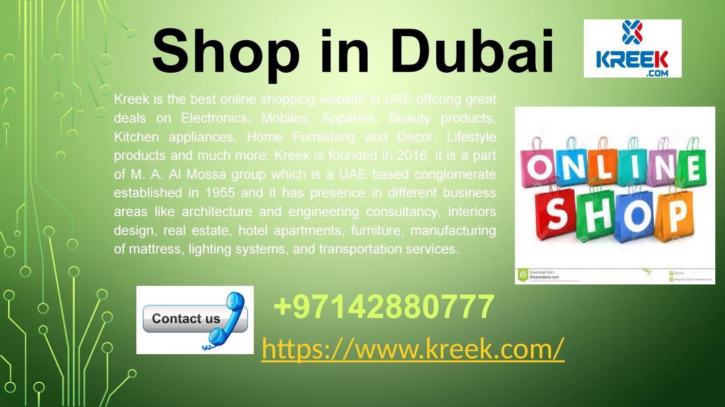 Shop in dubai by kreek - issuu