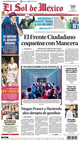 Inter171117 by El Sol de México - issuu 21a756538fea